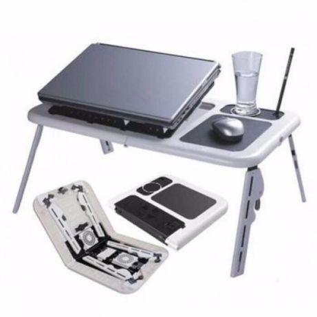 Столик E-TABLE подставка для ноутбука с охлаждением