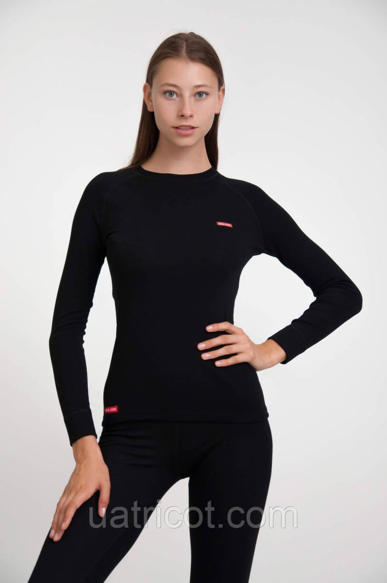 Джемпер женский ДЖ-523 Vortex Activ Comfort (черный)