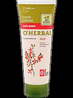 Крем для рук омолаживающий с экстрактом годжи 75 мл O'Herbal