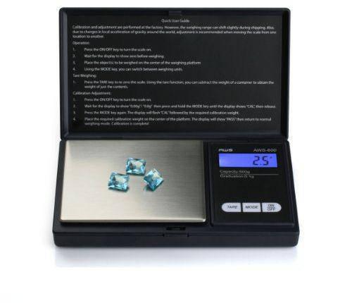 Весы электронные ювелирные MH016 (500/0,1) до 500 г, фото 2