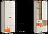 Шкаф платяной 3Д 2Ш