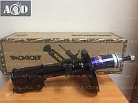 Амортизатор передний Chevrolet Aveo T200, Т250 2003-->2011 Monroe (США) R7213, R7214 - масляный