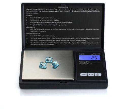 Весы электронные ювелирные MH016 (100/0,01) до 100 г