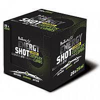 Предтренировочник Biotech Energy Shot 25ml (Lemon)