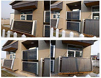 Комплект сонячного квартирного колектора (для нагріву 200л води, родина з 4-5-х чол)
