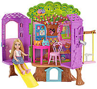 Набор Barbie домик на дереве Челси Club Chelsea Treehouse