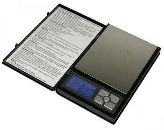 Весы электронные ювелирные MH048 (2000/0,1) до 2 кг, фото 2