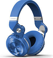 Беспроводные наушники Bluedio Беспроводные Bluetooth наушники Bluedio T2S с автономностью до 40 часов (Синий) SKU_509