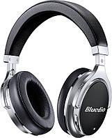 Беспроводные наушники Bluedio Беспроводные Bluetooth наушники Bluedio F2 с поворотными чашами и кейсом (Черный) SKU_376
