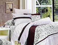 Комплект постельного белья Двуспальный, Сатин (2-х сп.ЕС0163)