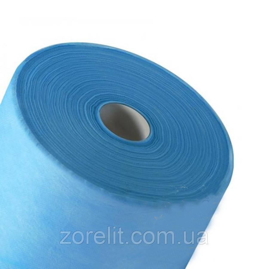 Одноразовые простыни в рулонах спанбонд 0,8м*500м 20