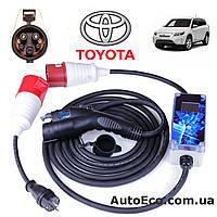 Зарядное устройство для электромобиля Toyota RAV4 EV AutoEco J1772-32A-Wi-Fi