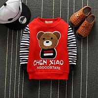 Детский свитер худи