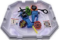 Волчок smart Бейблейд набор с ареной Волчек XENO XCALIBUR.M.I B-48 Beyblade Экскалибур B-48 + B-67-01 Giga Gigante с пусковым устройством SKU_508089