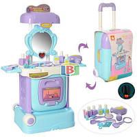 Трюмо детское. Световые и звуковые эффекты. Для детей от 3 лет. Материал: пластик. W811A