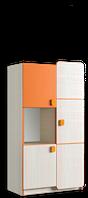 Шкаф книжный 3Д , фото 1