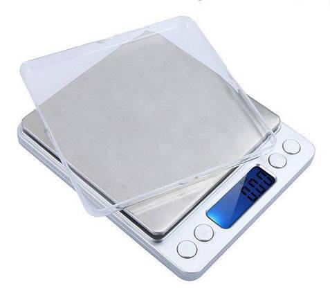 Весы электронные ювелирные MH267 (2000/0,1) до 2 кг, фото 2