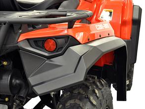 Раcширители Арок Kimpex Overfender Set Can-Am 450/500/570L/all L MAX