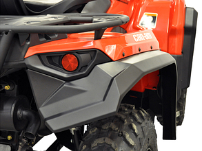 Розширювачі Арок Kimpex Overfender Set Can-Am 450/500/570L/all L MAX