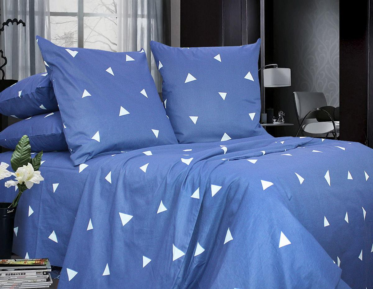 Комплект постельного белья Евро, Бязь-100% хлопок (ЕТ0636)