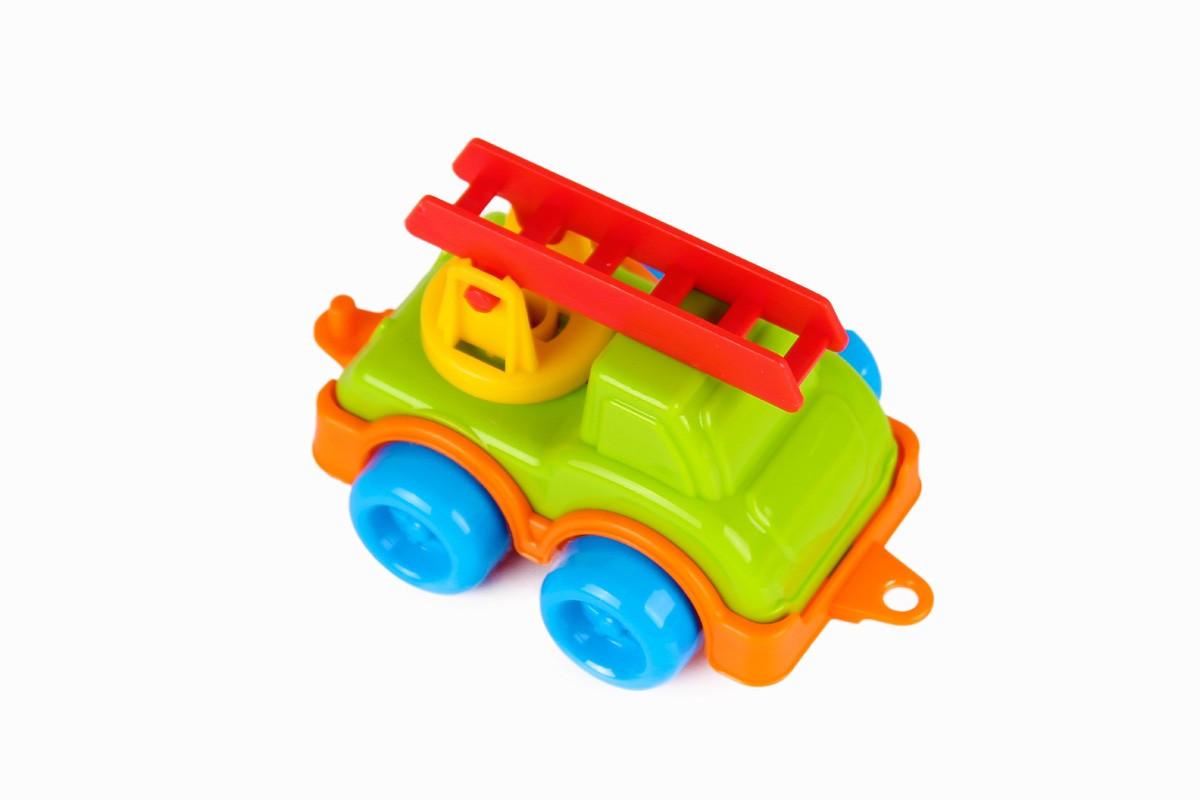 Іграшкова Машинка пожежна міні Технок (5231)