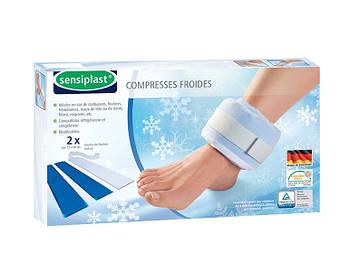 Холодные компрессы sensiplast 7.5х50 см