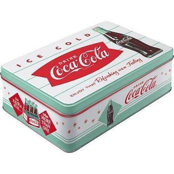 Коробка для хранения Nostalgic-Art Coca Cola (30726)