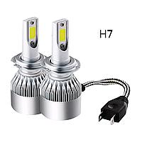LED авто лампы С6 H7 6000K 3800Lm  36W, фото 1