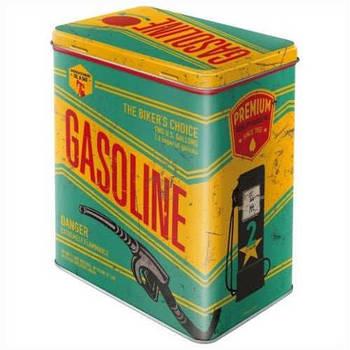 Коробка для хранения Nostalgic-Art Gasoline L (30122)