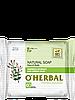 Натуральное мыло с экстрактом вербены и зеленой глиной 100 г O'Herbal