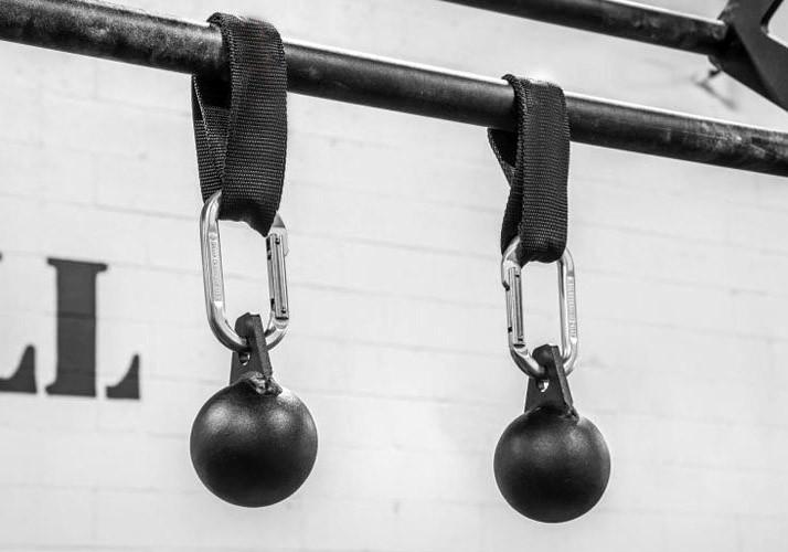 Шары для подтягиваний Canon balls (2 шт)