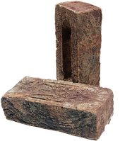 Екатеринославский кирпич ручной формовки Сливовый нюанс