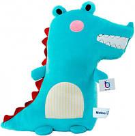 Подушка - игрушка Веселый Дракоша Metoo Bondik Голубой (KR-212)