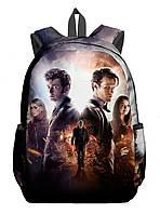 Рюкзак GeekLand Доктор Кто Doctor Who 27.Р