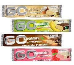 Протеин Biotech Go Protein Bar 80g Chocolate Marzipan