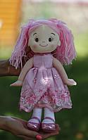 "Мягкая кукла ""Иринка"", плюшевая кукла, куколка, 35 см, фото 1"