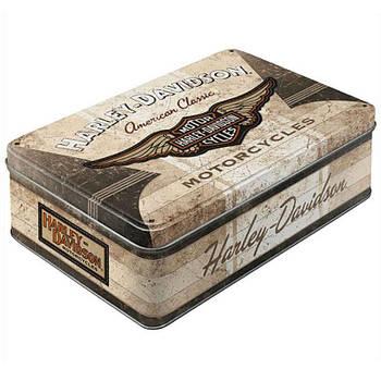 Коробка для хранения Nostalgic-Art Harley-Davidson American Classics (30722)