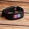 Наручные часы Lemfo Умный фитнес браслет Lemfo P3 Plus с ЭКГ и тонометром (Черный) SKU_540 - Фото