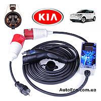 Зарядное устройство для электромобиля KIA Soul EV AutoEco J1772-32A-Wi-Fi, фото 1