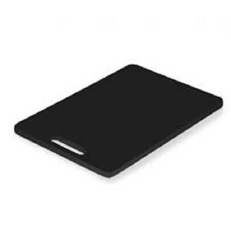 Доска разделочная универсальная с ручкой, 300x200x(H)10, черная 826485 Hendi (Нидерланды), фото 2