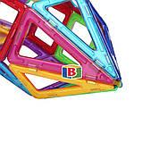 """Детский магнитный конструктор ''Водный транспорт"""". Деталей 104 шт. Размер коробки: 45-32-80 см. LT1004, фото 2"""