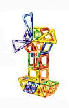 """Детский магнитный конструктор ''Водный транспорт"""". Деталей 104 шт. Размер коробки: 45-32-80 см. LT1004, фото 3"""