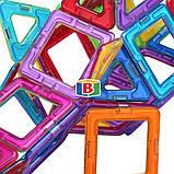 """Детский магнитный конструктор ''Водный транспорт"""". Деталей 104 шт. Размер коробки: 45-32-80 см. LT1004, фото 8"""