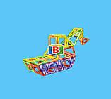 """Детский магнитный конструктор ''Водный транспорт"""". Деталей 104 шт. Размер коробки: 45-32-80 см. LT1004, фото 10"""