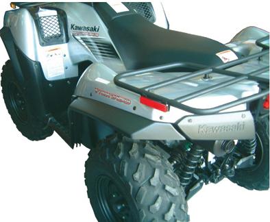 Раcширители Арок Kimpex Kawasaki Brute Force 650/750, 2005-2014
