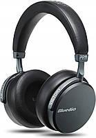 Беспроводные наушники Bluedio Беспроводные Bluetooth наушники Bluedio V2 с 12 динамиками (Черный) SKU_549