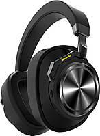 Беспроводные наушники Bluedio Беспроводные Bluetooth наушники Bluedio T6 с автономностью до 25 часов (Черный) SKU_464