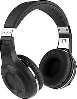 Беспроводные наушники Bluedio Беспроводные Bluetooth наушники Bluedio H Plus с поддержкой MicroSD и радио (Черный) SKU_32