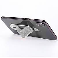 ☀Держатель для телефона Momostick Pear (A-PE-02) White гибкий универсальный сдвижной, фото 4