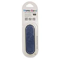 ☟Держатель для телефона Momostick Denim (A-DE-01) Blue подставка для портативных устройст на палец, фото 8